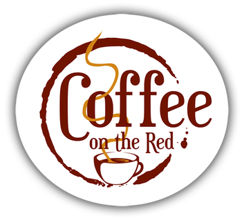Coffee on the Red logo